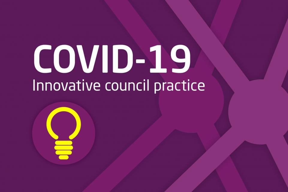 COVID-19: innovative council practice